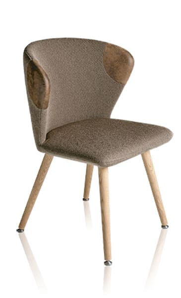 Contemporary design luxury dining chair