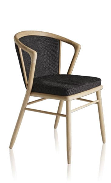Modern design luxury dining armchair